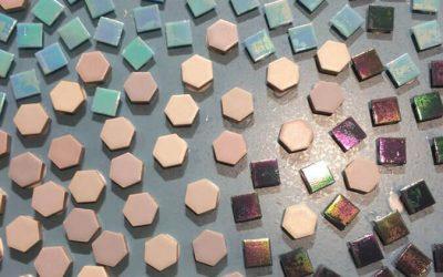Mosaizieren bei Tee und Weihnachtsplätzchen am Fr, 11.12.2020